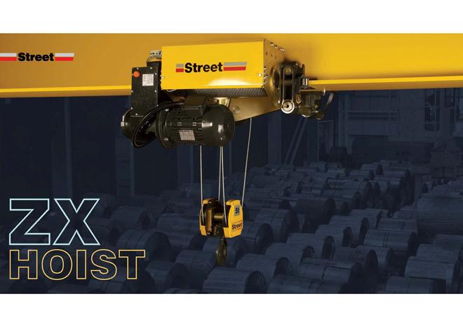 سازنده بدنه تريلي ها و وسايل نقليه تجاري، شرکت Tiger Trailers جرثقيل سقفي خود را از شرکت Street انتخاب مي کند